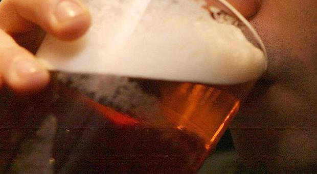 Taxes on high-strength beers and lagers are to be increased next year