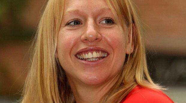 Badminton star Gail Emms is calling on the Government to continue funding for sport in schools