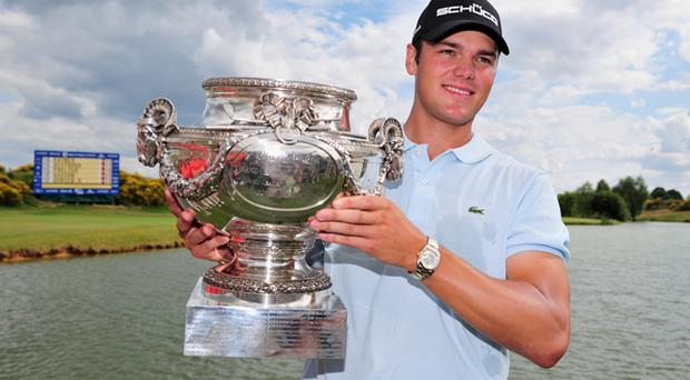 <b>1 Martin Kaymer</b><br /> The super-cool German is a shoo-in for World Player of the Year. Kaymer (25) won the first of what should be several majors at August's US PGA, following up with victory in his next two Tour events. He is a worthy Race to Dubai champion and is the most potent threat to Lee Westwood as world No 1.