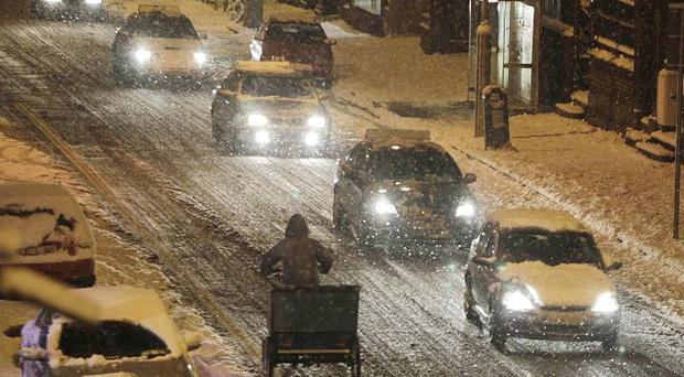 Motorists are facing difficult driving conditions across the country