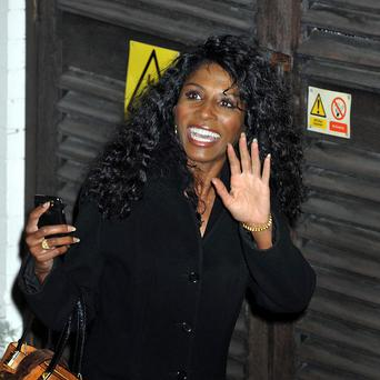 Sinitta reckons The X Factor has been more competitive this year than ever before