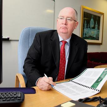 Northern Ireland Chief Inspector of Criminal Justice Dr Michael Maguire