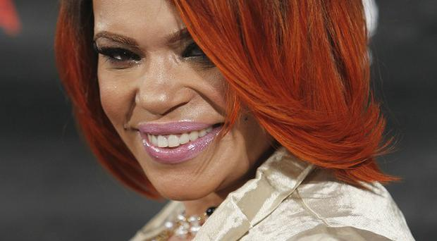 Faith Evans pleaded no contest to a charge of reckless driving