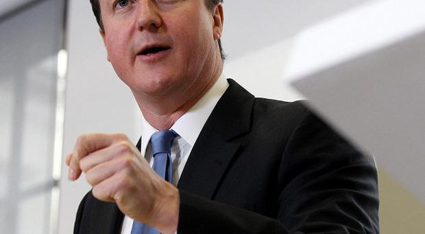 David Cameron is attempting to woo support for England's bid ahead of the vote in Zurich vote