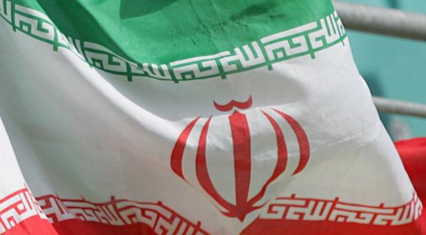 A former footballer's lover has been hanged in Iran