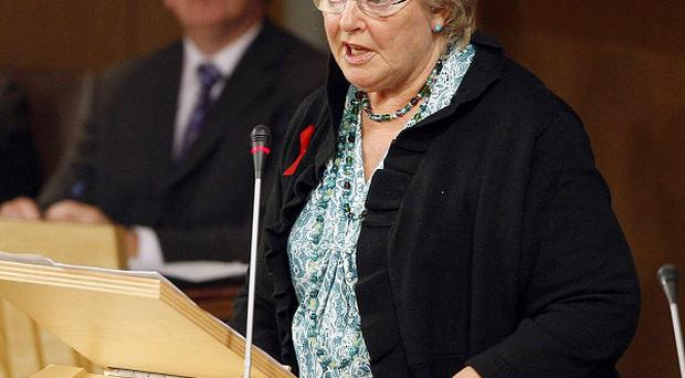 Margo MacDonald's bid over assisted suicide has failed