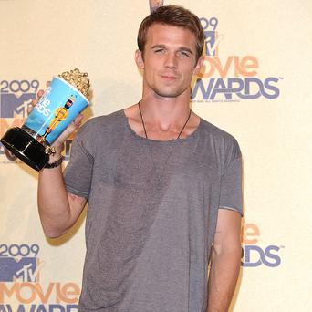 Cam Gigandet says his daughter is keeping him fit