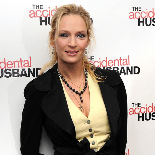 Uma Thurman told jurors that she was 'completely freaked out' by Jordan's behaviour