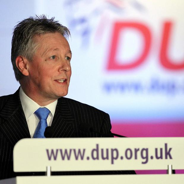 Peter Robinson has already signalled that agreement is close on a budget following the 4 billion pounds in cuts ordered by Westminster