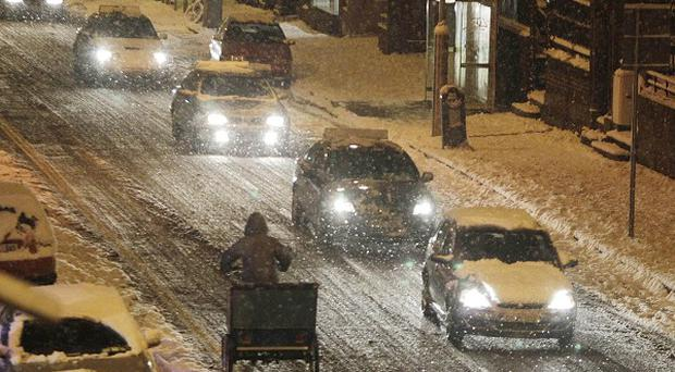 The cost of Ireland's cold snap could cost businesses millions of euro, it has been claimed