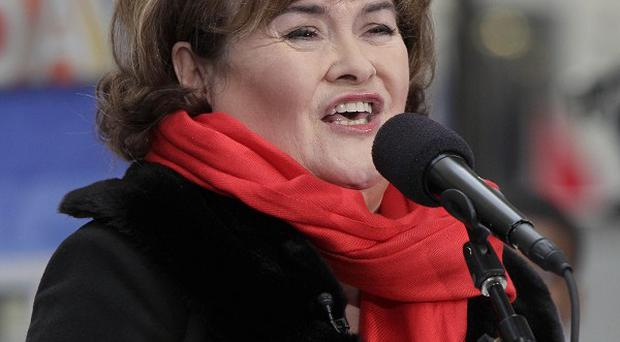 Susan Boyle has received a Grammy nomination