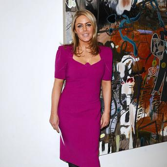 Patsy Kensit says she doesn't resent Ann Widdecombe's success