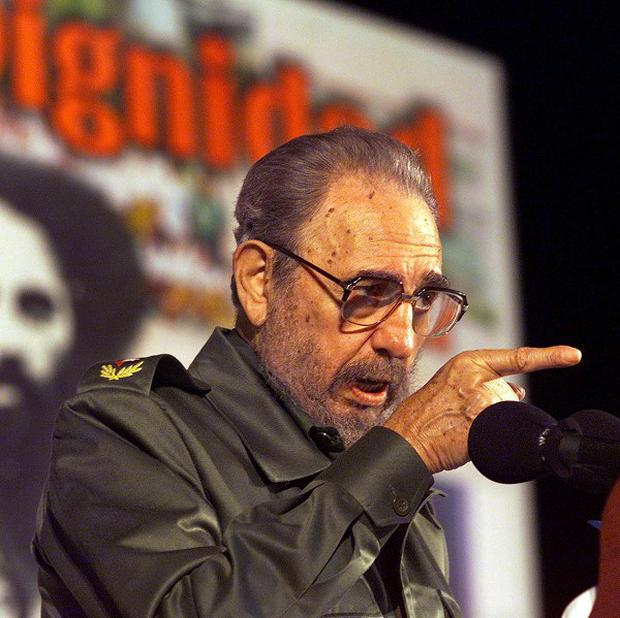 The man was convicted of terrorism offences during the presidency of Fidel Castro