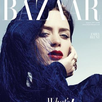Emily Blunt reckons she's not ready to start a family yet