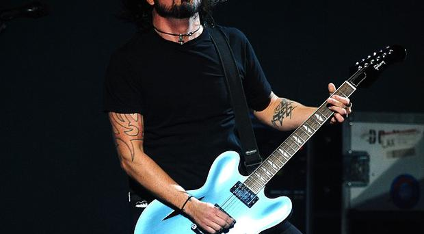 Foo Fighters will headline next year's T In The Park
