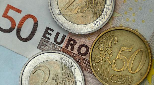 State finances were 13.3 billion euro in the red even though the Government took in more tax than expected, figures show