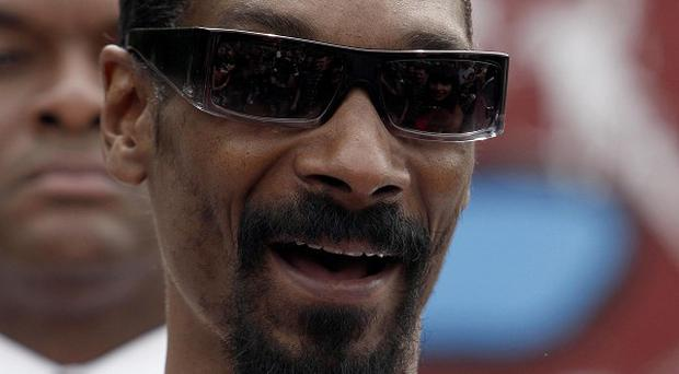 Snoop Dogg has written a song for Prince William's stag party