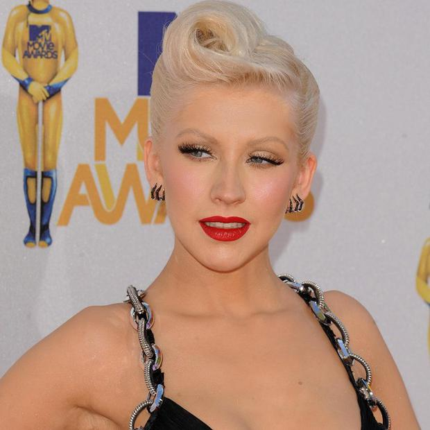 Christina Aguilera has talked about her unhappy marriage