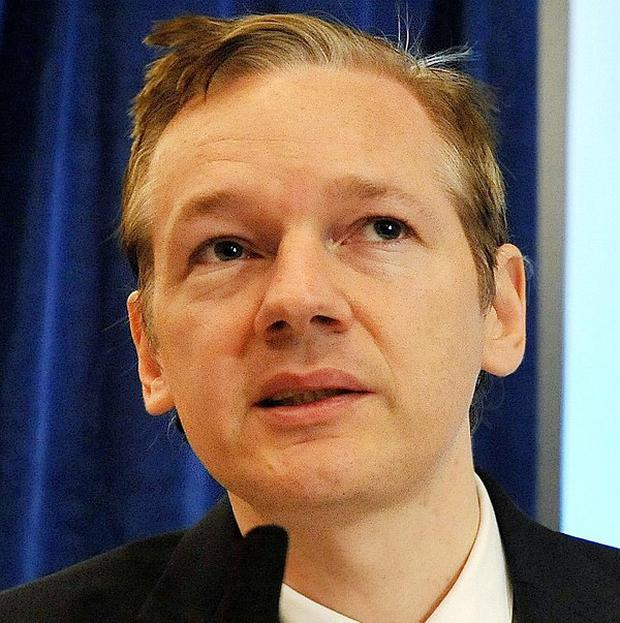 Julian Assange hailed the young American soldier suspected of passing classified US documents to his whistleblowing organisation
