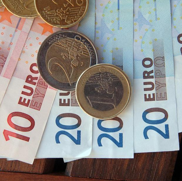 The euro remains a 'credible' currency, the European Central Bank's chief has said