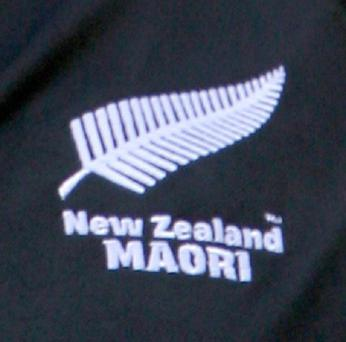 New Zealand Maori badge