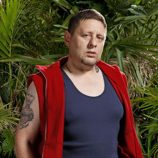 Shaun Ryder threw a tantrum over the DIY task