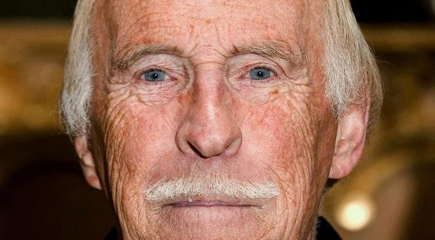 Bruce Forsyth will appear as the MGM lion