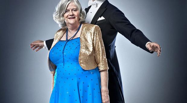 Ann Widdecombe won't be a Strictly quitter