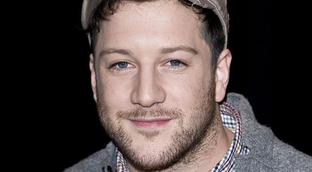 Matt Cardle battled illness to perform on The X Factor