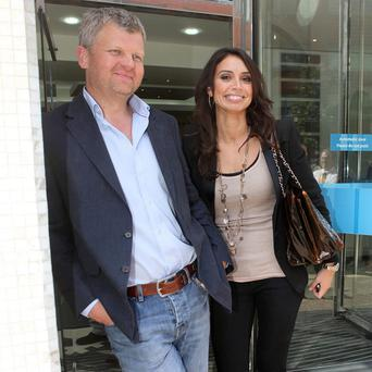 Daybreak is presented by Adrian Chiles and Christine Bleakley