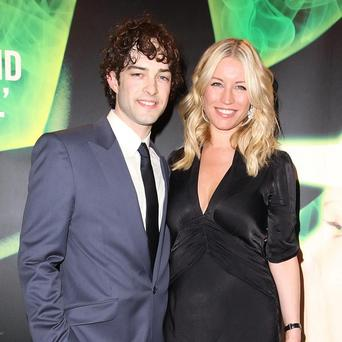 Lee Mead and Denise van Outen will battle it out for the gong