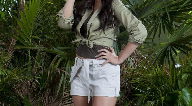 Stacey Solomon is the new queen of the jungle