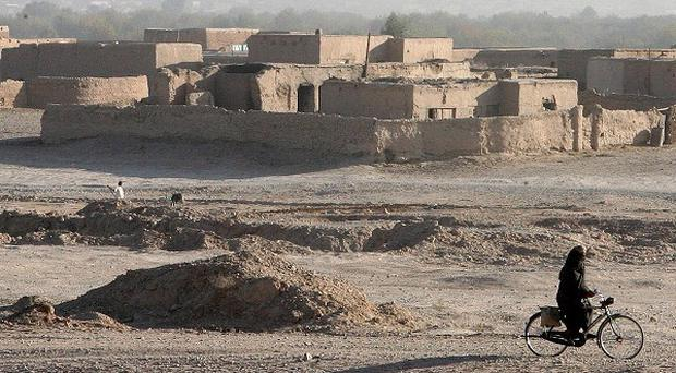 A British soldier has been killed in a shooting incident in Afghanistan