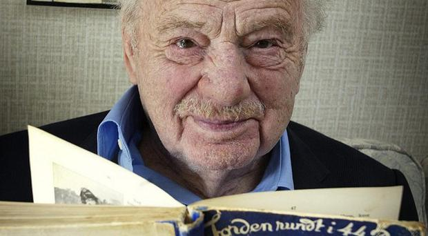 Palle Huld, who was reportedly the inspiration for comic character Tintin, has died at 98