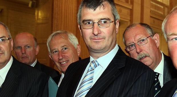 The UUP is abandoning the centre-ground under leader Tom Elliott, according to Harry Hamilton