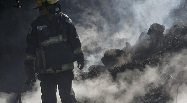 Forest fires in Israel have claimed 42 lives (AP)