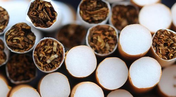 Two million cigarettes have been seized at Rosslare Harbour, Co Wexford