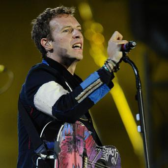 Coldplay fans will be able to get tickets to see the band perform by raising money for charity