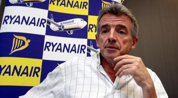 The row over the runway extension at George Best Belfast City Airport angered Ryanair boss Michael O'Leary