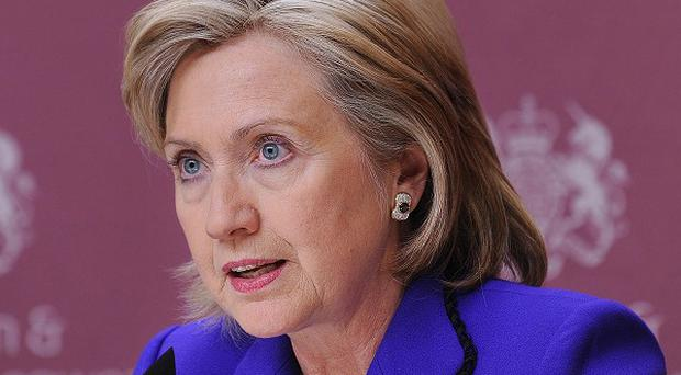 The plans were disclosed in a cable signed by US secretary of state Hillary Clinton