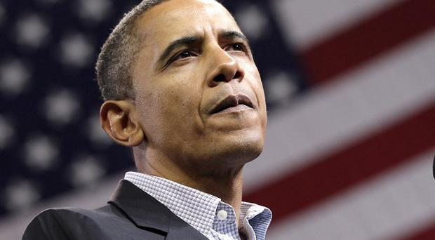 US president Barack Obama wanted to wrap up a deal on the tax cuts quickly