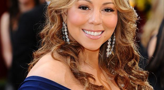 Mariah Carey's festive favourite All I Want For Christmas Is You has re-entered the top 40 once again