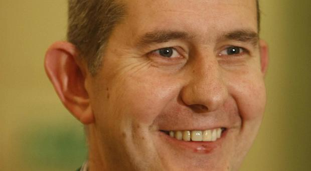 Edwin Poots is to lift the cap on passenger numbers at Belfast City Airport