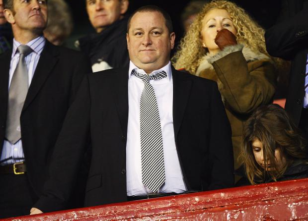 Mike Ashley's reign has been shrouded in controversy and the sacking of Chris Hughton and possible hiring of Alan Pardew is another bizarre twist