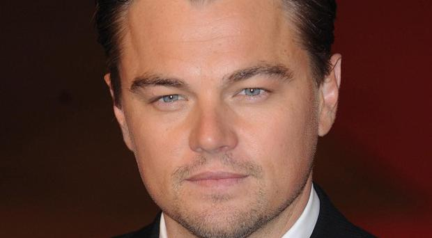 A woman who pleaded no contest to slashing Leonardo DiCaprio's face with a glass has been jailed