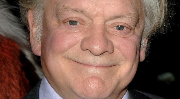 Sir David Jason's short film won festival awards