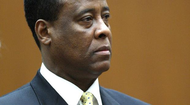 Dr Conrad Murray has pleaded not guilty to involuntary manslaughter in Michael Jackson's death