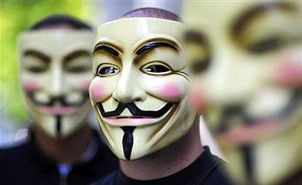 Anonymous activists have had Isis accounts and sites taken down