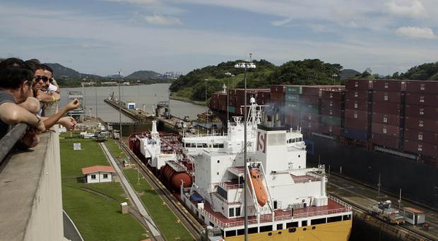 Fresh flooding has forced the Panama Canal to close for the first time in 21 years