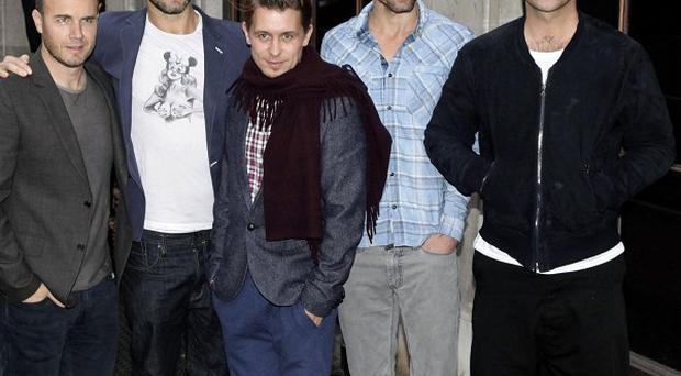 Take That will be performing at the Royal Variety Performance show